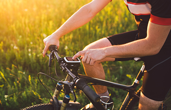 navi fürs fahrrad